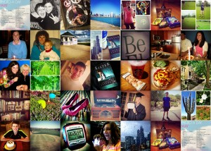 #PhotoADayMay Collage