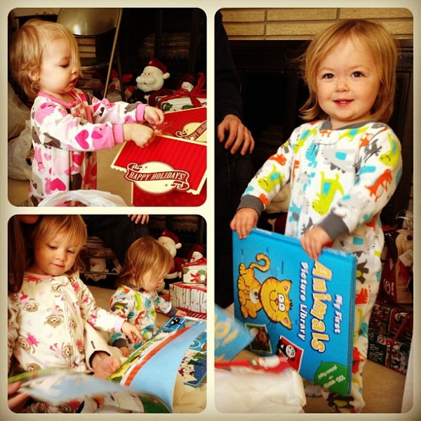 Nieces Pieces Christmas