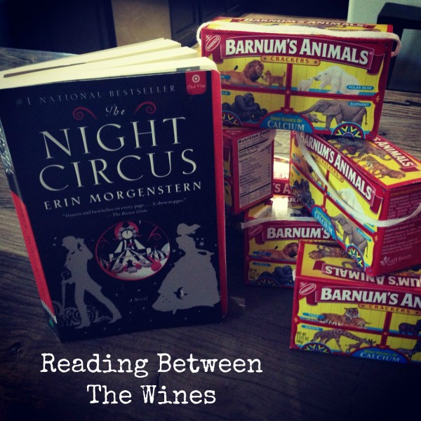 Reading Between the Wines - Night Circus