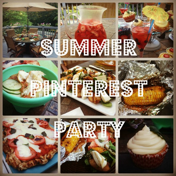 Summer Pinterest Party
