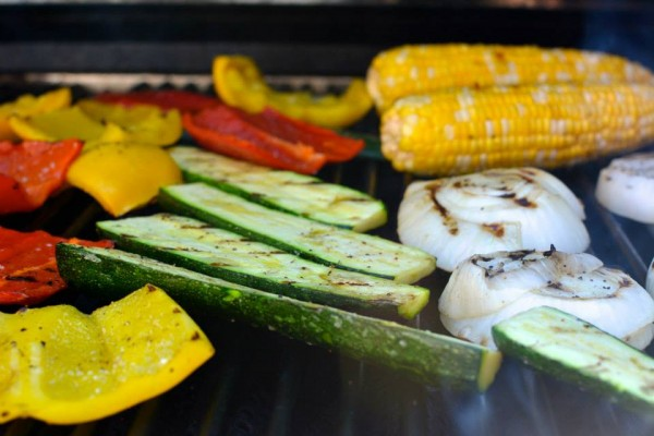 Veggies - Grilled